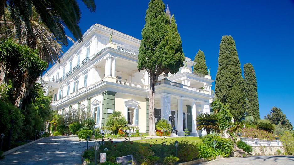 Achilleon Corfu