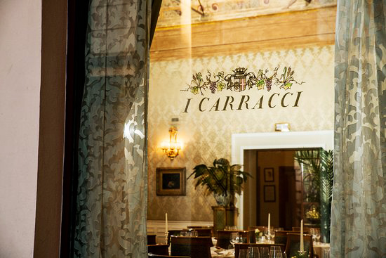 I Carracci Restaurant Bologna