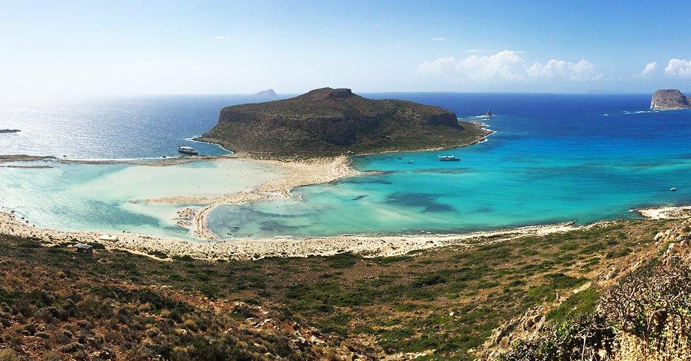 Best Beaches In Crete Greece Trafoodel